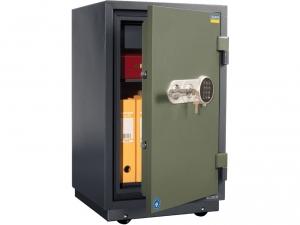 Огнестойкий сейф VALBERG FRS-80.T-EL купить на выгодных условиях в Калуге