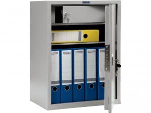 Шкаф металлический бухгалтерский ПРАКТИК SL-65Т купить на выгодных условиях в Калуге