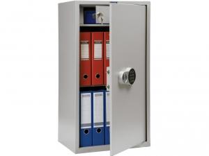Шкаф металлический бухгалтерский ПРАКТИК SL-87Т EL купить на выгодных условиях в Калуге