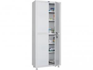 Металлический шкаф медицинский HILFE MD 2 1670/SS купить на выгодных условиях в Калуге