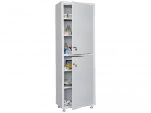 Металлический шкаф медицинский HILFE MD 1 1760/SS купить на выгодных условиях в Калуге