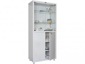 Металлический шкаф медицинский HILFE MD 2 1780/SG купить на выгодных условиях в Калуге