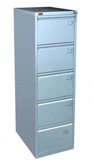 Шкаф металлический картотечный КР - 5 купить на выгодных условиях в Калуге