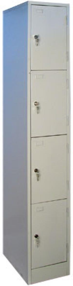 Шкаф металлический для сумок ШРМ - 14 - М купить на выгодных условиях в Калуге
