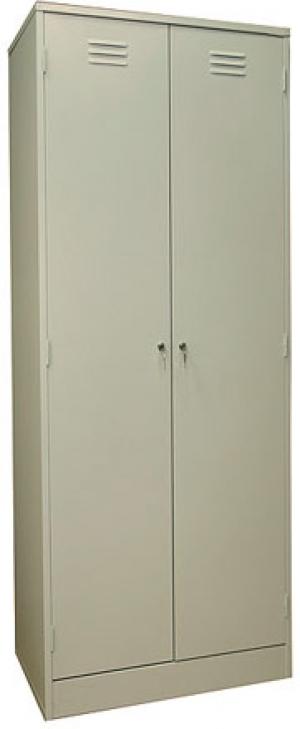Шкаф металлический для одежды ШРМ - АК купить на выгодных условиях в Калуге
