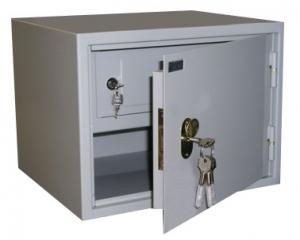 Шкаф металлический бухгалтерский КБ - 02т / КБС - 02т купить на выгодных условиях в Калуге