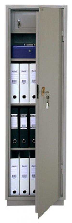 Шкаф металлический бухгалтерский КБ - 031т / КБС - 031т купить на выгодных условиях в Калуге