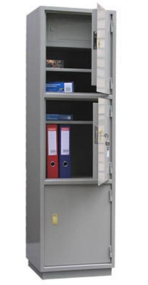 Шкаф металлический для хранения документов КБ - 033т / КБС - 033т купить на выгодных условиях в Калуге