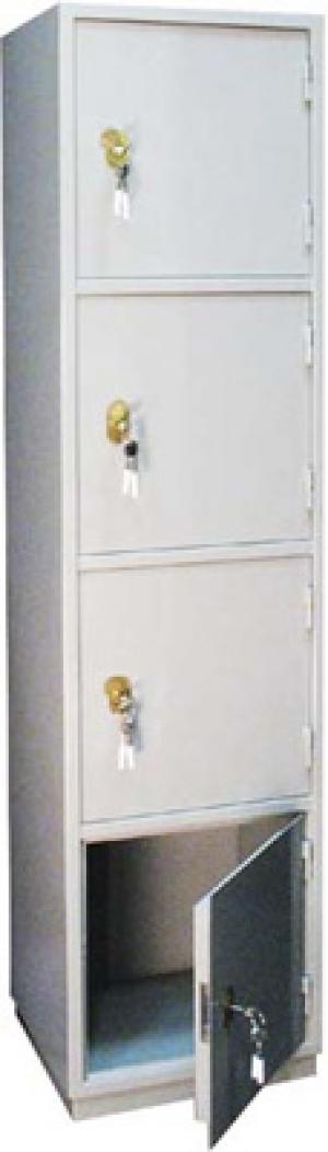 Шкаф металлический бухгалтерский КБ - 06 / КБС - 06 купить на выгодных условиях в Калуге