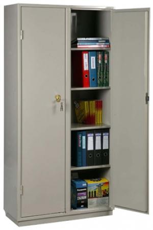 Шкаф металлический бухгалтерский КБ - 10 / КБС - 10 купить на выгодных условиях в Калуге