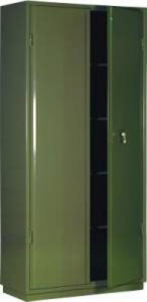 Шкаф металлический бухгалтерский КС-10 купить на выгодных условиях в Калуге