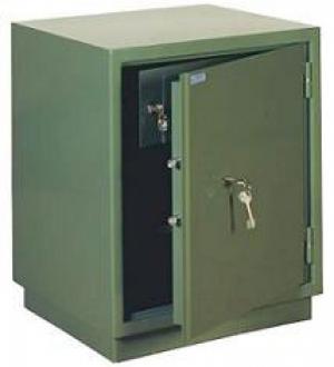 Шкаф металлический бухгалтерский КС-1Т купить на выгодных условиях в Калуге