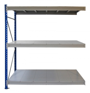 Стеллаж металлический складской 1563-2,0-DS купить на выгодных условиях в Калуге