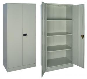 Шкаф металлический архивный ШАМ - 11/400 купить на выгодных условиях в Калуге