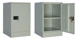 Шкаф металлический для хранения документов ШАМ - 12/680 купить на выгодных условиях в Калуге