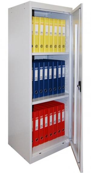 Шкаф металлический архивный ШХА-50 (40)/1310 купить на выгодных условиях в Калуге