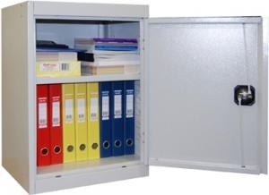 Шкаф металлический архивный ШХА-50 (40)/670 купить на выгодных условиях в Калуге