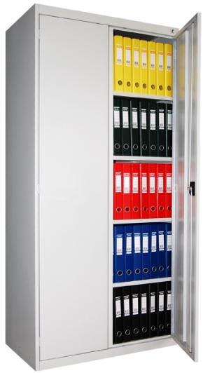 Шкаф металлический архивный ШХА-900 купить на выгодных условиях в Калуге