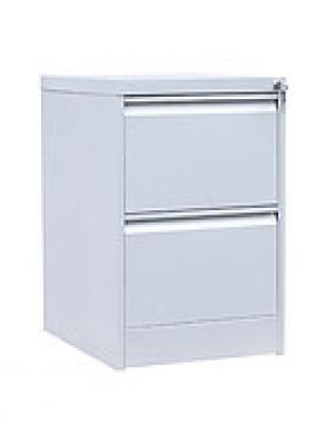 Шкаф металлический картотечный ШК-2 (2 замка) купить на выгодных условиях в Калуге