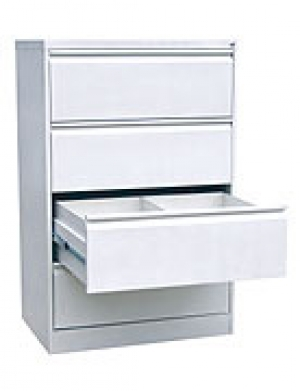 Шкаф металлический картотечный ШК-4-2 купить на выгодных условиях в Калуге