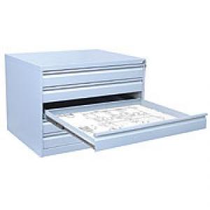 Шкаф металлический картотечный ШК-5-А1 купить на выгодных условиях в Калуге