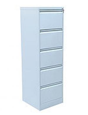 Шкаф металлический картотечный ШК-5Р купить на выгодных условиях в Калуге