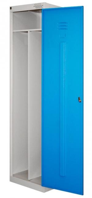 Шкаф металлический для одежды ШРЭК-21-500 купить на выгодных условиях в Калуге