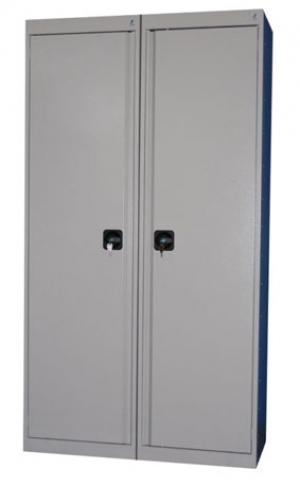 Шкаф металлический архивный ШХА-100 купить на выгодных условиях в Калуге