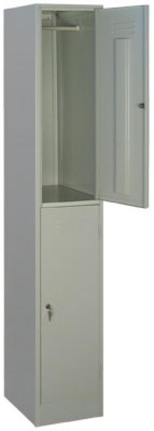 Шкаф металлический для одежды ШРМ - 12 купить на выгодных условиях в Калуге