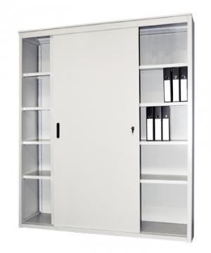 Шкаф-купе металлический AL 2012 купить на выгодных условиях в Калуге