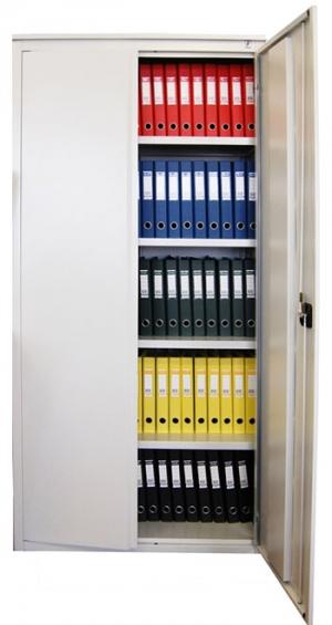 Шкаф металлический архивный ALR-1896 купить на выгодных условиях в Калуге