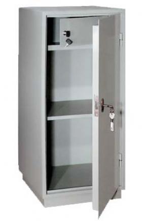 Шкаф металлический для хранения документов КБ - 041т / КБС - 041т