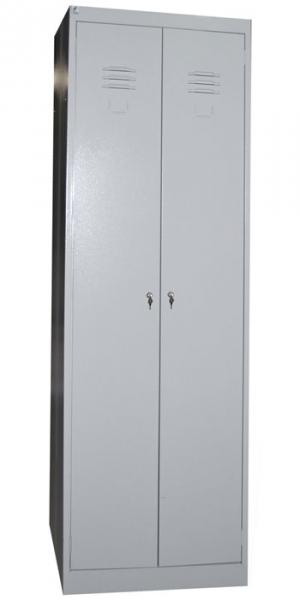 Шкаф металлический для одежды ШР-22-600 купить на выгодных условиях в Калуге