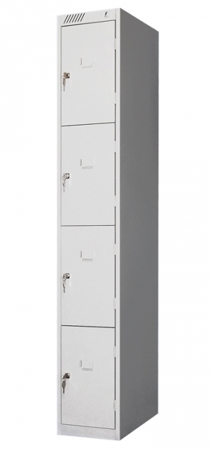 Шкаф металлический для сумок ШРС-14дс-300 купить на выгодных условиях в Калуге